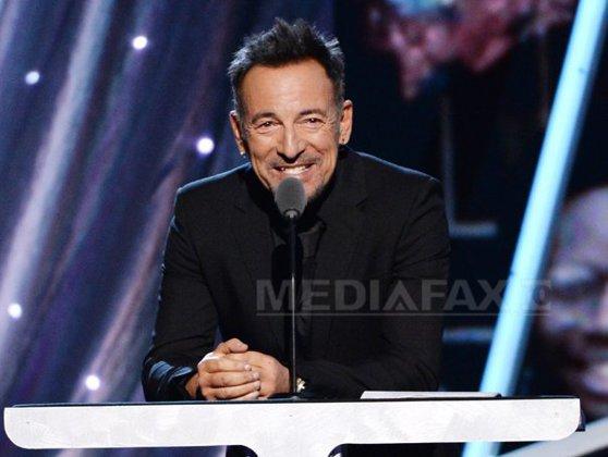 """Imaginea articolului Bruce Springsteen va lansa în toamnă autobiografia """"Born To Run"""", la care lucrează de şapte ani"""