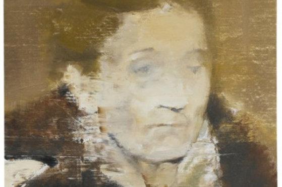 Imaginea articolului Un portret al Elenei Ceauşescu, realizat de artistul Adrian Ghenie, a fost vândut cu 250.000 de euro