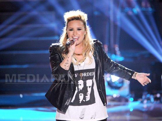 Imaginea articolului Demi Lovato va primi premiul Vanguard, acordat celebrităţilor care militează pentru drepturile gay - VIDEO