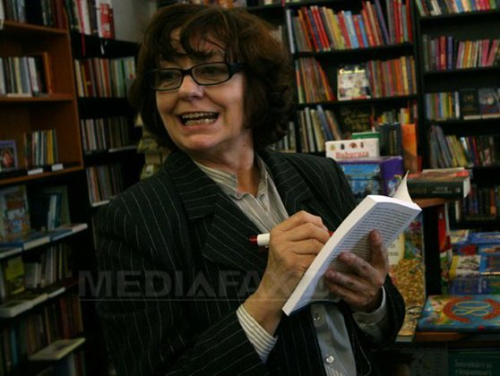 """Imaginea articolului Ana Blandiana a fost desemnată """"Poetul European al Libertăţii"""""""