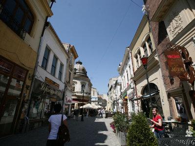 """Invitaţie la o plimbare """"Cu bastonul prin Bucureşti"""". Traseul propus de Asociaţia Română pentru Cultură, Educaţie şi Normalitate - FOTO"""