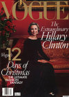Imaginea articolului Revista Vogue o susţine la alegerile prezidenţiale din SUA pe Hillary Clinton, căreia i-a acordat de-a lungul timpului şase ediţii