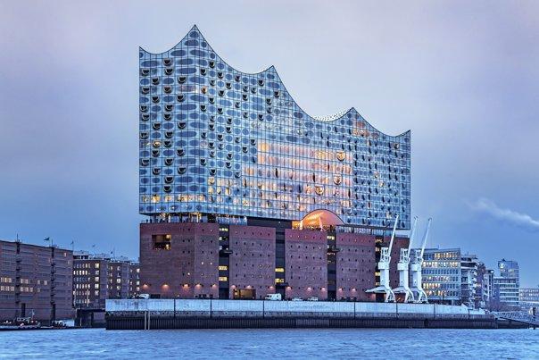 Imaginea articolului VIDEO Filarmonica din Hamburg, o minune a arhitecturii moderne
