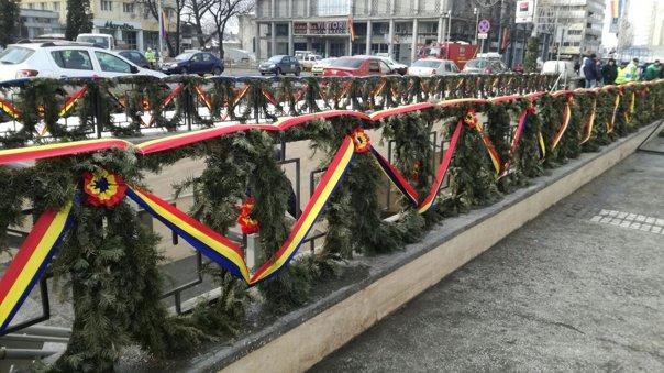 Imaginea articolului GALERIE FOTO Pregătiri pe ultima sută de metri la Iaşi pentru manifestările dedicate zilei de 24 ianuarie