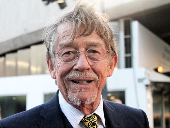 """Imaginea articolului A murit actorul John Hurt, cunoscut pentru roluri în filme ca """"The Elephant Man"""" şi """"Midnight Express"""""""