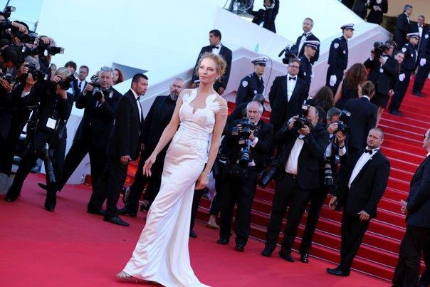 """Imaginea articolului Cannes 2017: Uma Thurman va fi preşedinta juriului secţiunii """"Un Certain Regard"""""""