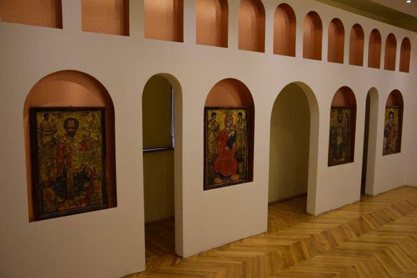 Imaginea articolului GALERIE FOTO Primul spital militar din România, din Alba Iulia, a fost transformat în primul muzeu de artă religioasă