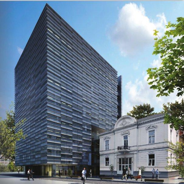 Imaginea articolului Institutul Goethe se mută din vara viitoare într-un nou sediu, în clădirea de birouri D'OR
