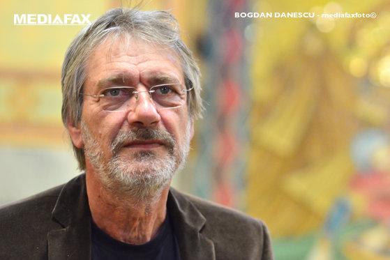Imaginea articolului Cel mai bine cotat actor român la Hollywood, Marcel Iureş, a primit o stea pe Aleea Celebrităţilor