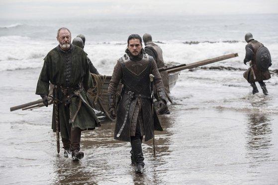 Imaginea articolului FOTO | Întâlnire mult aşteptată, în episodul următor al sezonului şapte din Game of Thrones