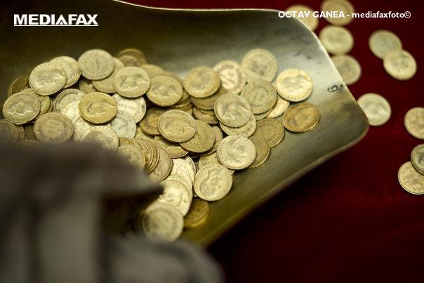 Imaginea articolului #CentenarulRosu | În 1940, România a avut cea mai mare cantitate de aur în rezervă, mai mult decât Italia, Australia, Grecia, Brazilia sau Norvegia, şi aproape cât Japonia