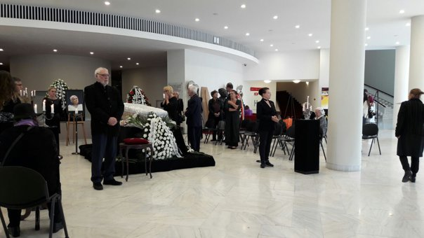 Imaginea articolului Actriţa Olga Tudorache va fi înmormântată astăzi