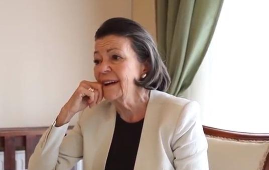 Prinţesa Marina Sturdza, descendentă a două familii princiare, a murit   FOTO, VIDEO