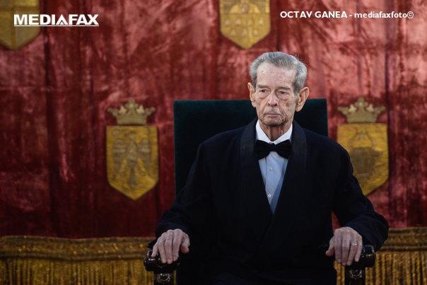 Imaginea articolului Regele Mihai I împlineşte miercuri 96 de ani. Casa Regală sărbătoreşte prin mai multe evenimente