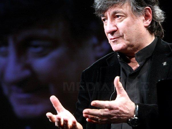 Actorul Ion Caramitru ar putea deveni cetăţean de onoare al Municipiului Bucureşti