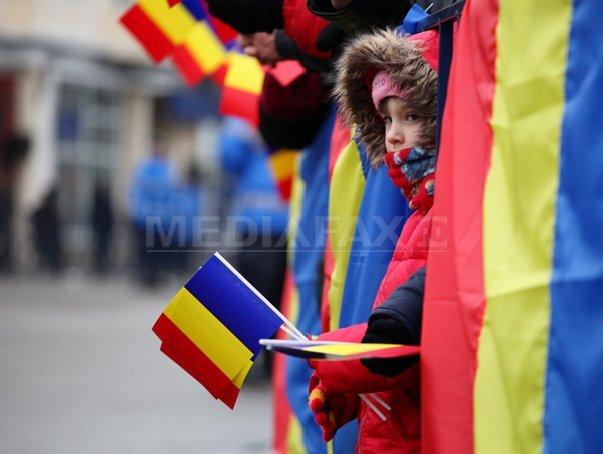 24 ianuarie 2018. Manifestări dedicate împlinirii a 159 de ani de la Unirea Principatelor Române, la Chişinău