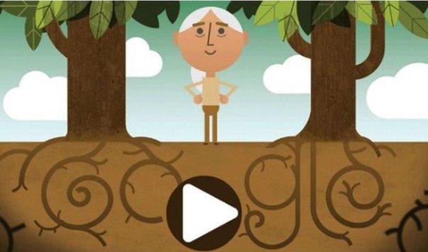 Imaginea articolului ZIUA PLANETEI PĂMÂNT, sărbătorită de Google printr-un doodle special