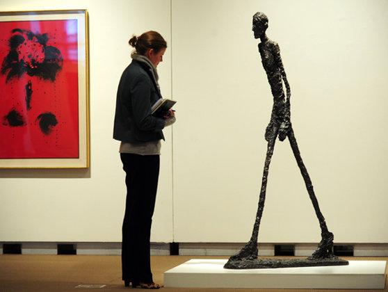 """Imaginea articolului Institutul Giacometti deschide pentru public """"atelierul"""" celebrului sculptor, după 52 de ani"""