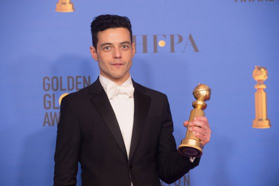 Picture of the article Rami Malek teaches that it is easier to win the Golden Globe than to attract the attention of actress Nicole Kidman | VIDEO