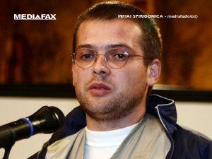 Corespondentul special al postului Antena 1, Adelin Petrişor (Imagine: Mediafax Foto)