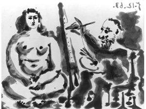 Gravura de Picasso intitulată