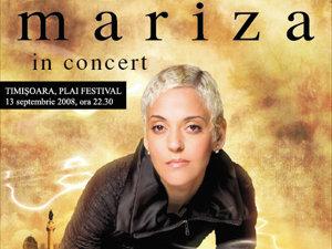 Mariza îşi prezintă noul album la Festivalul Plai