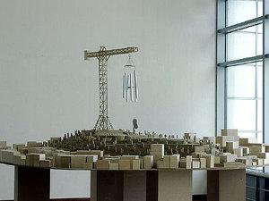 Mircea Cantor - Monument pentru sfîrşitul lumii
