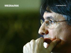 Preşedintele Institutului Cultural Român, H.R. Patapievici (Imagine: Mediafax Foto)