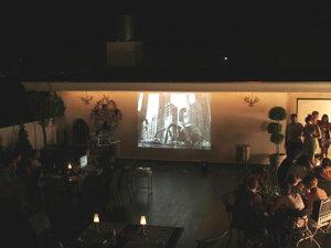 Premieră în Bucureşti - Proiecţii de filme mute cu acompaniament live, în aer liber