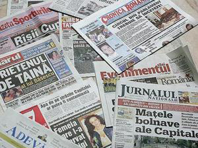 Headlines, Romanian Publications