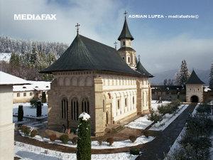 Mănăstirea Putna (Imagine: Mediafax Foto)