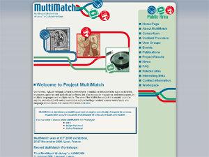 UE a finalizat motorul de căutare Multimatch