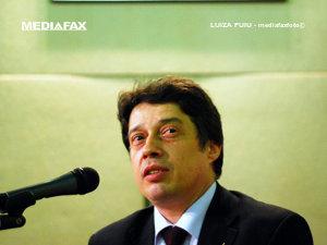 Secretarul general al Ministerului Culturii Virgil Niţulescu (Imagine: Mediafax Foto)
