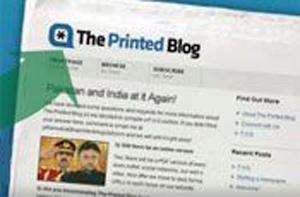 Imaginea articolului Blogul ajunge la tipar
