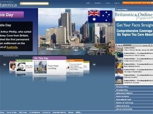 Enciclopedia Britannica, gata de lansare pe Internet