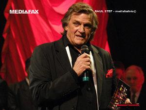 Florin Piersic, aplaudat mai bine de o oră la Cluj (Imagine: Mediafax Foto)