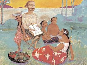 O biografie a lui Gauguin destinată copiilor, la editura Vellant