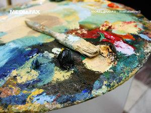 Pictorul Virgil Almăşanu a încetat din viaţă (Imagine: Arhiva Mediafax Foto)