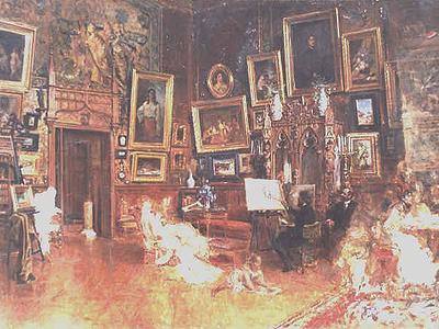 """Imaginea articolului Muzeul """"Theodor Aman"""" se redeschide"""