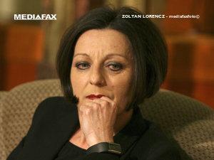 Herta Muller, scriitoare de origine românã, laureata premiului Nobel pentru literaturã pe 2009 (Imagine: Zoltan Lorencz/Mediafax Foto)