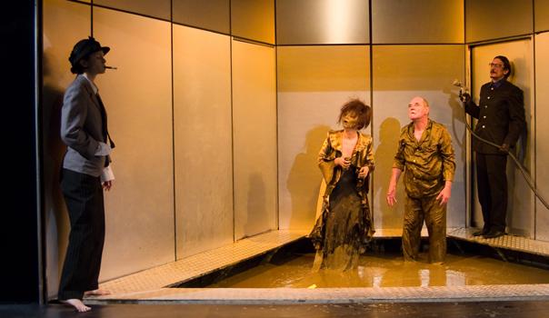 Ivona, Principesa Burgundiei, regizat de László Bocsárdi, în weekend,@ Bulandra