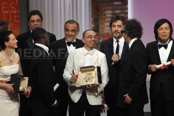 Imaginea articolului Lista completă a câştigătorilor celei de-a 63-a ediţii a Festivalului de Film de la Cannes