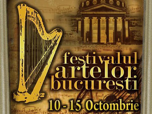 Ion Caramitru susţine conferinţa Limitele aşteptării la Festivalul Artelor Bucureşti 2010