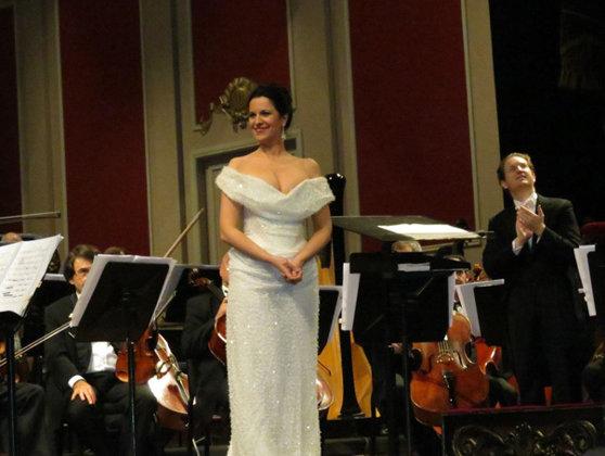 Imaginea articolului Angela Gheorghiu susţine primul masterclass din carieră, în memoria lui Georg Solti