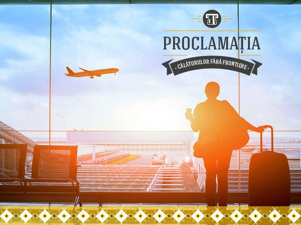 (P) Banca Românească lansează proclamaţia călătoriilor FĂRĂ FRONTIERE