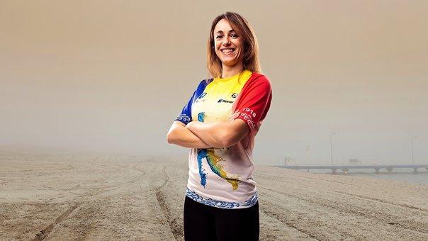 Imaginea articolului #100 |  Peste 1.000 de sportivi marchează Centenarul, la Maratonul Nisipului, pe plaja din Mamaia