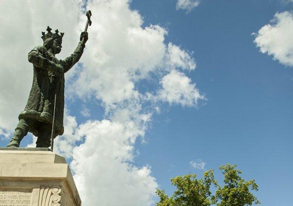 Imaginea articolului #100 | Centenar: Călătoriile lui Ştefan cel Mare prin istoria modernă şi contemporană a României