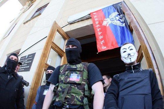 Imaginea articolului Separatiştii din estul Ucrainei ar pregăti un referendum privind alipirea la Rusia pe 18 mai