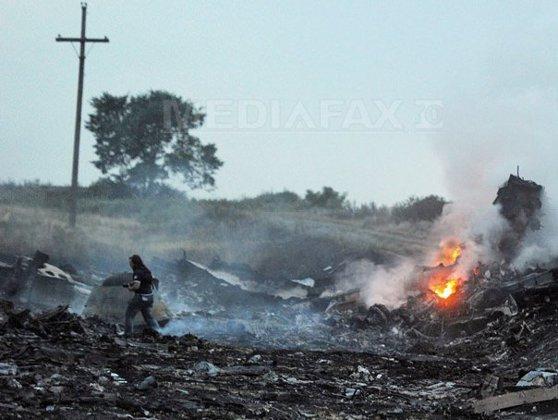 Imaginea articolului Convorbirea telefonică ce îi incriminează pe rebeli în prăbuşirea avionului, autentificată. Teza principală: Zborul MH17 a fost doborât de separatişti - AUDIO