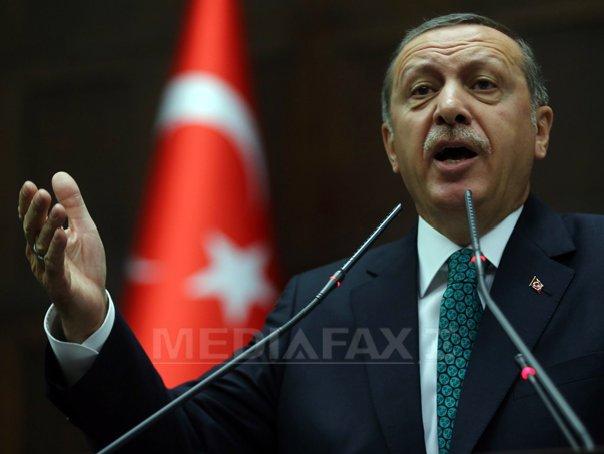 Premierul Turciei compara metodele folosite de Israel cu cele ale lui Hitler